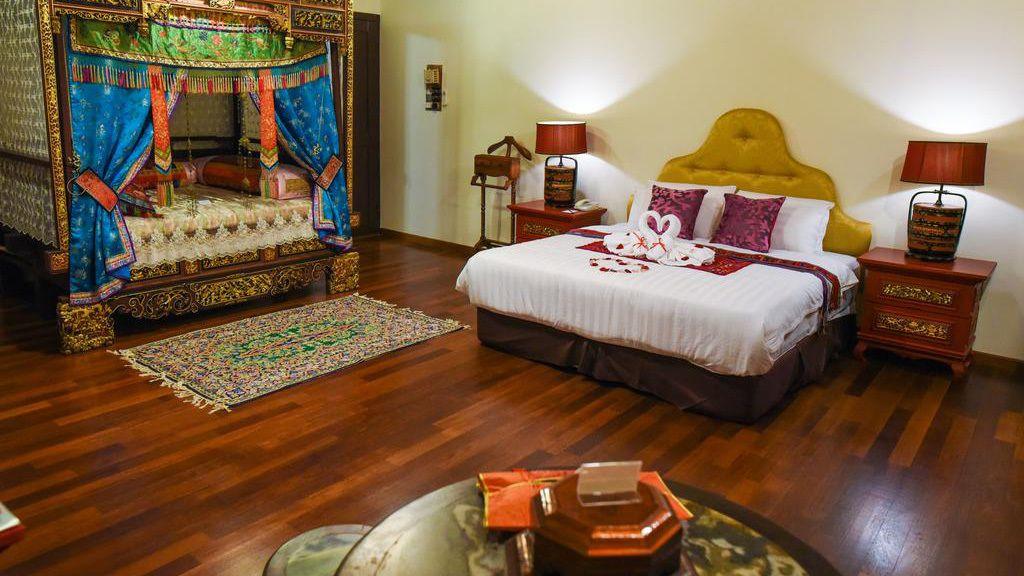 マラッカのホテル